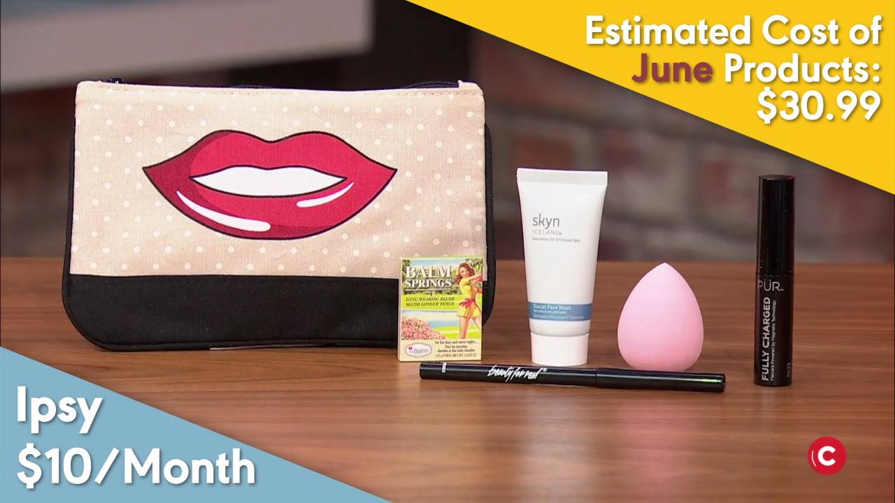 Makeup monthly clubs
