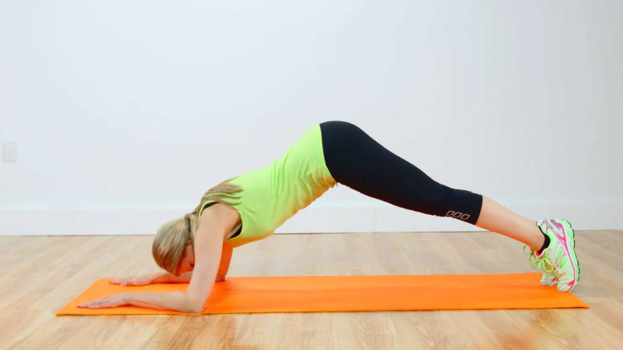 Bridal Bootcamp 22 Exercises For Toned Arms And Shoulders Health See A Robot Workout Dolphin Plank