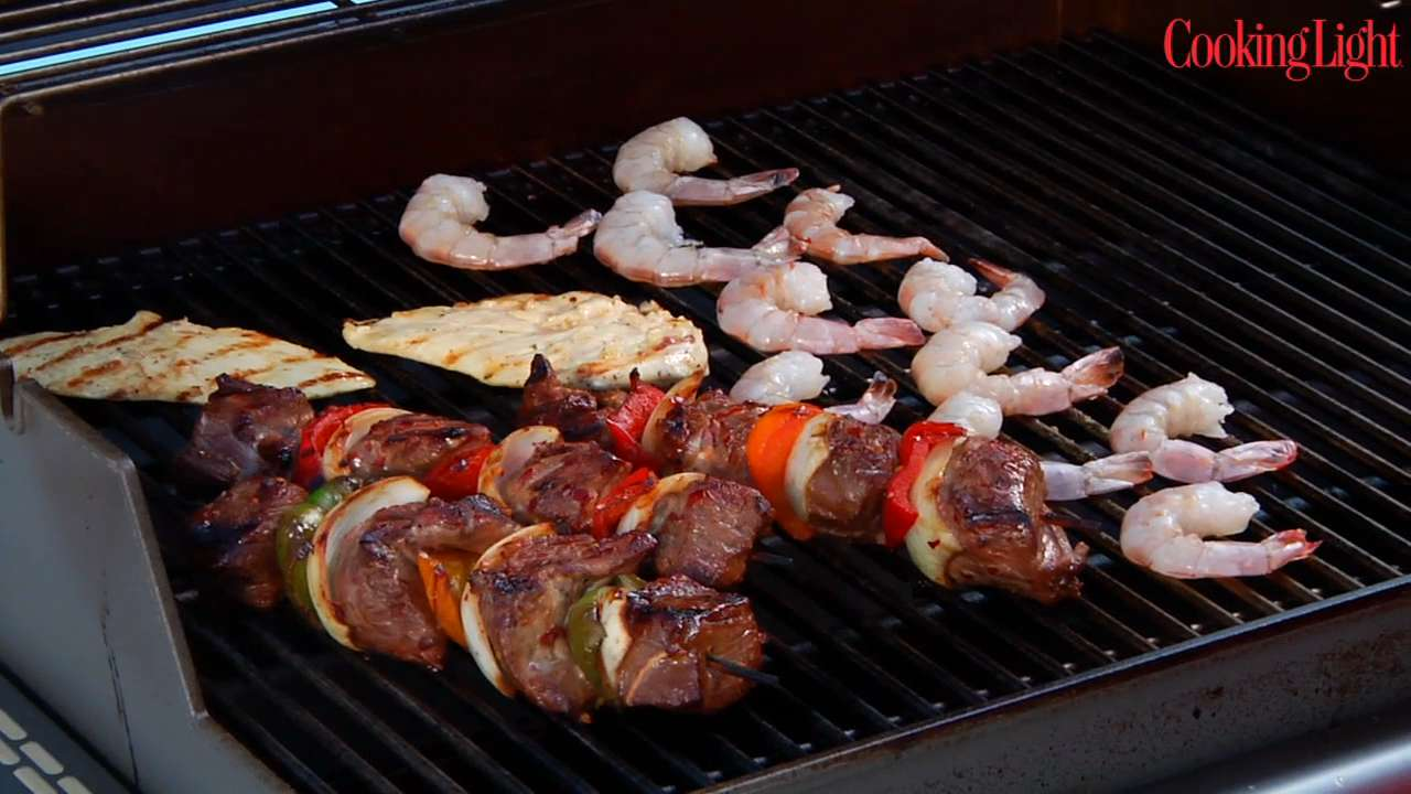 Carcinogens from grilling