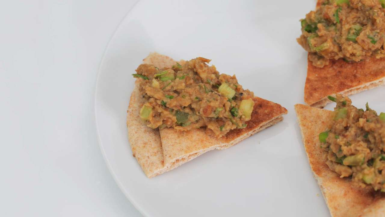 Sunflower Lentil Spread