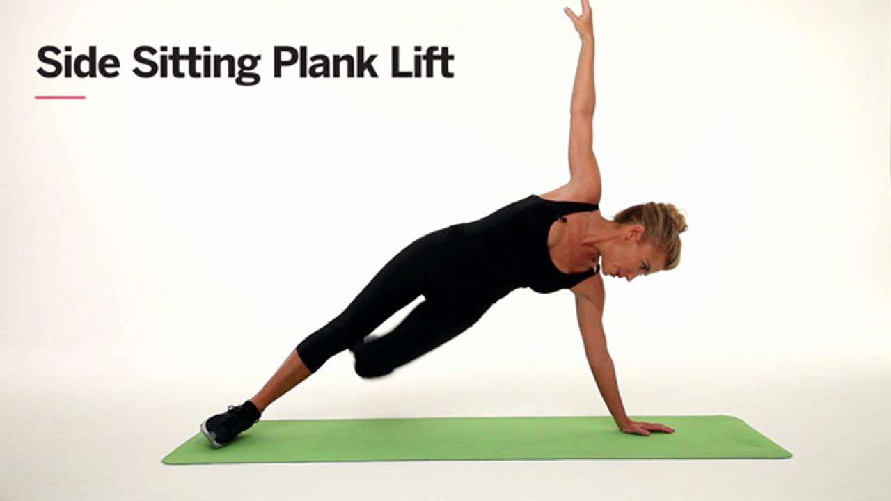 10 minutes to a sculpted stomach