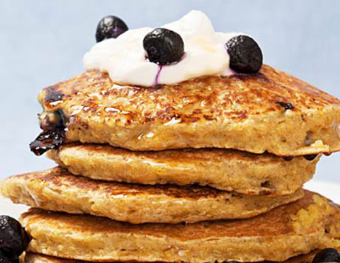 Make mess-free pancakes