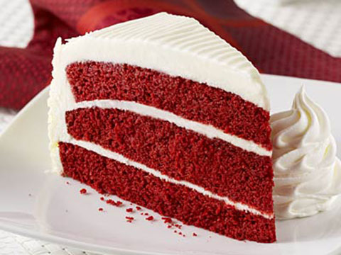Cut cake layers without a knife