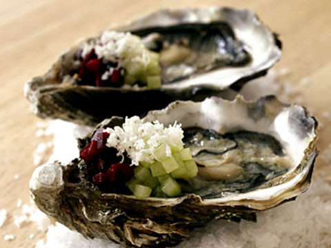 Shuck an oyster with ease