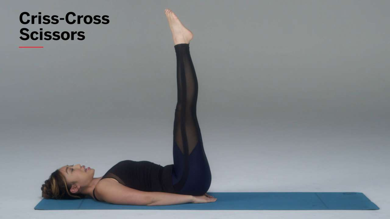 How To Do Criss Cross Scissors Health