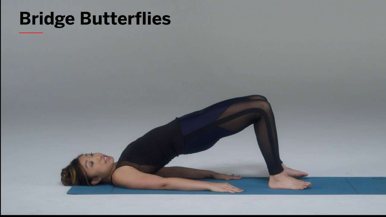 Bridge Butterflies