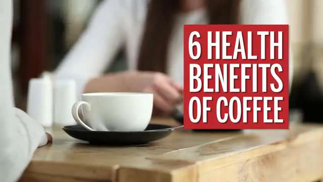 Perk No. 1: Coffee helps fight disease.