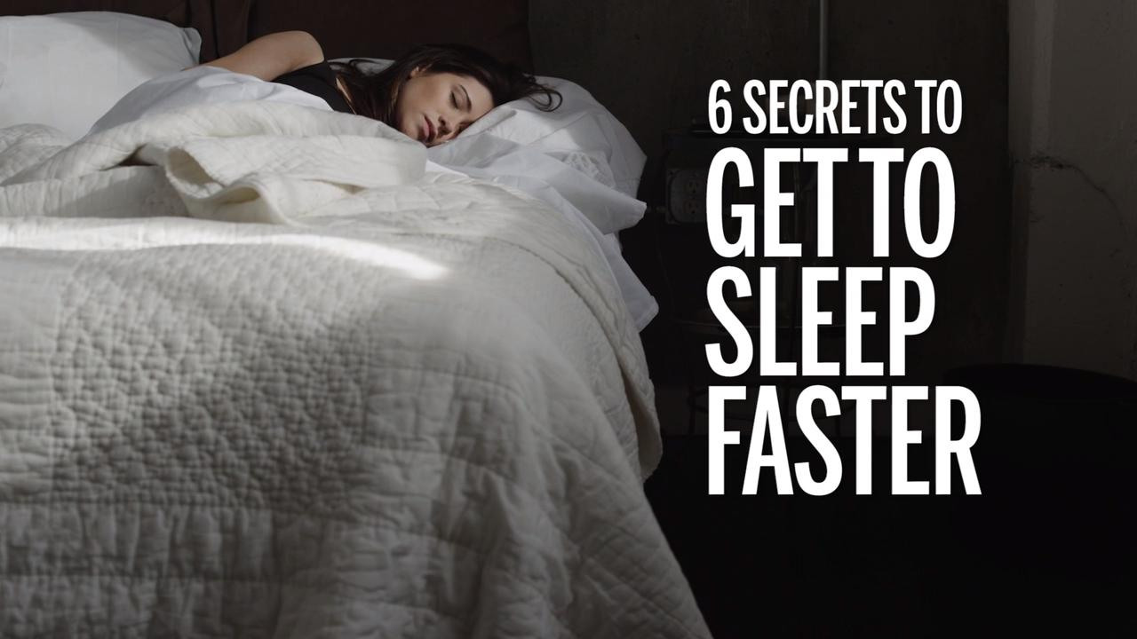This Is Why Your Body Twitches When You Fall Asleep  Mind & Body   Health