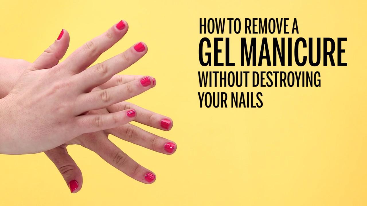 Are Gel Manicures Safe? - Health