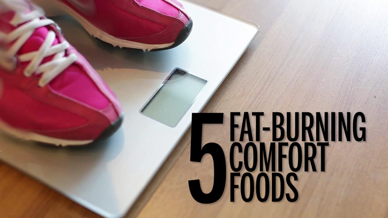 Rethink your comfort foods