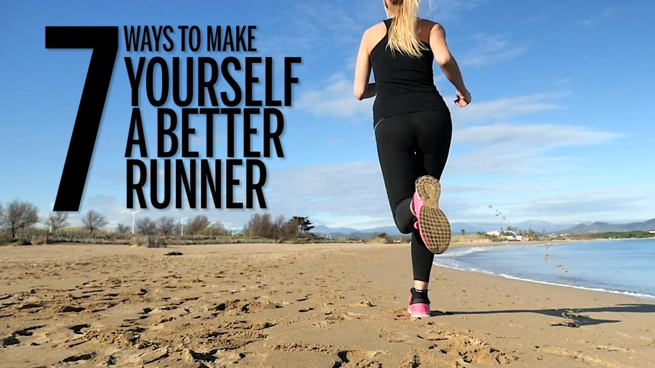 Tips for better running