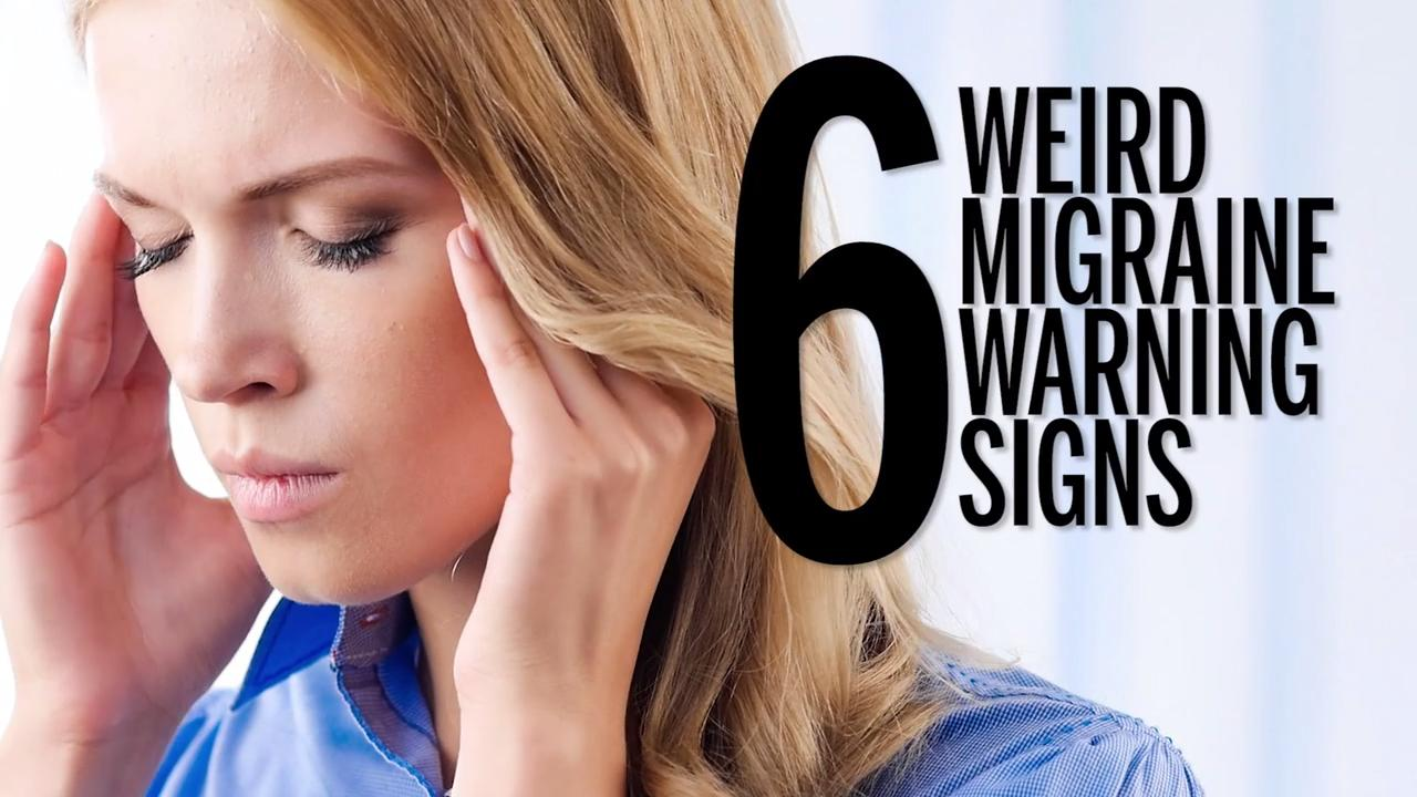 How to tell you're having a migraine
