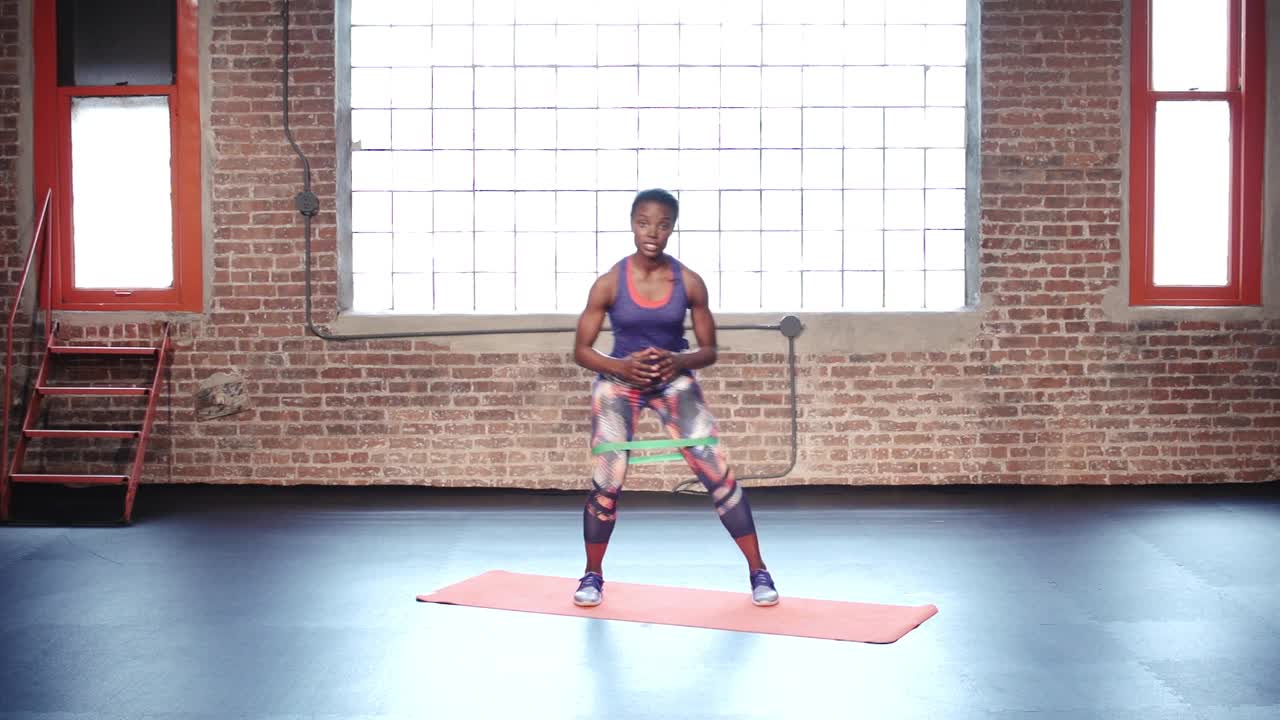 These 4 Resistance Band Leg Exercises Will Transform Your Lower Body