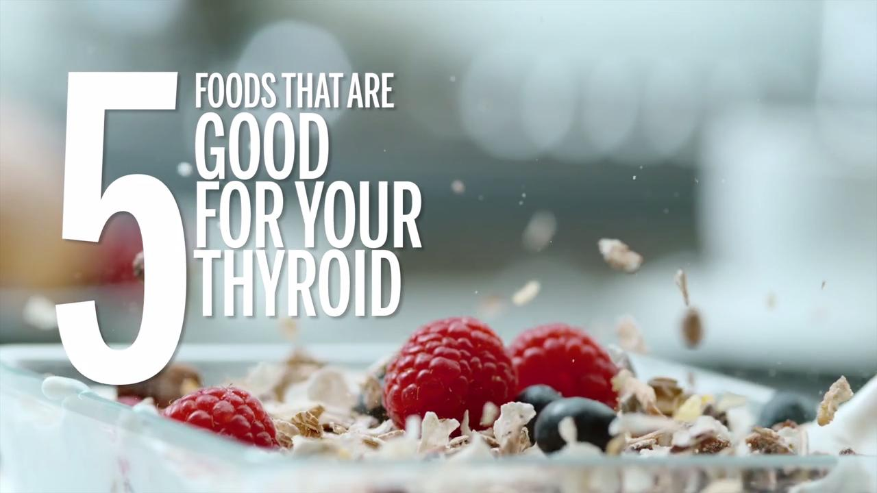 Keep your thyroid happy