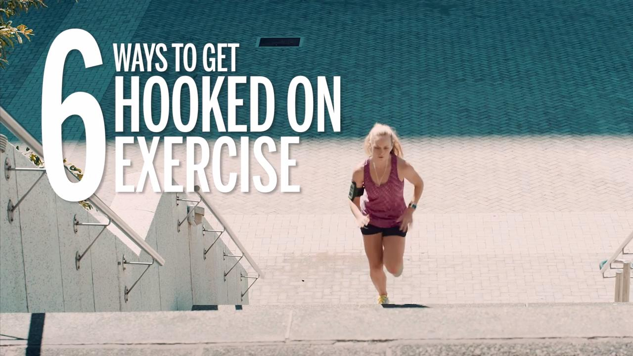 You don't exercise
