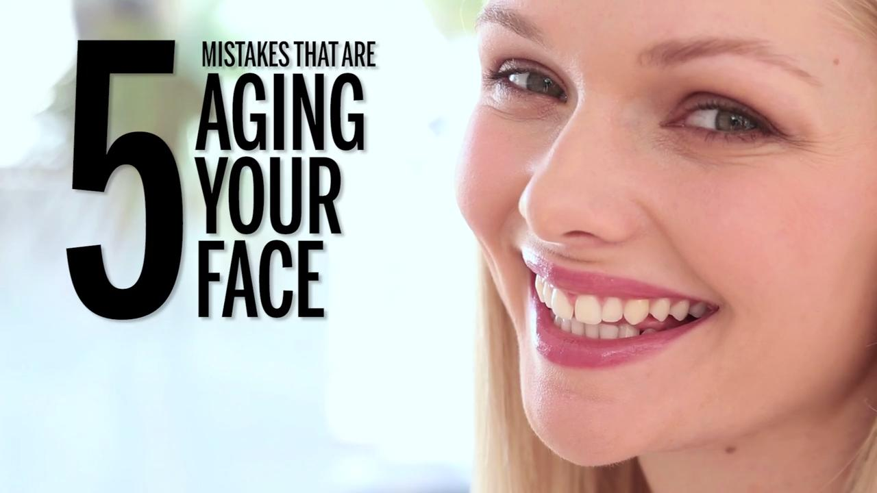 Simple ways to slow down aging