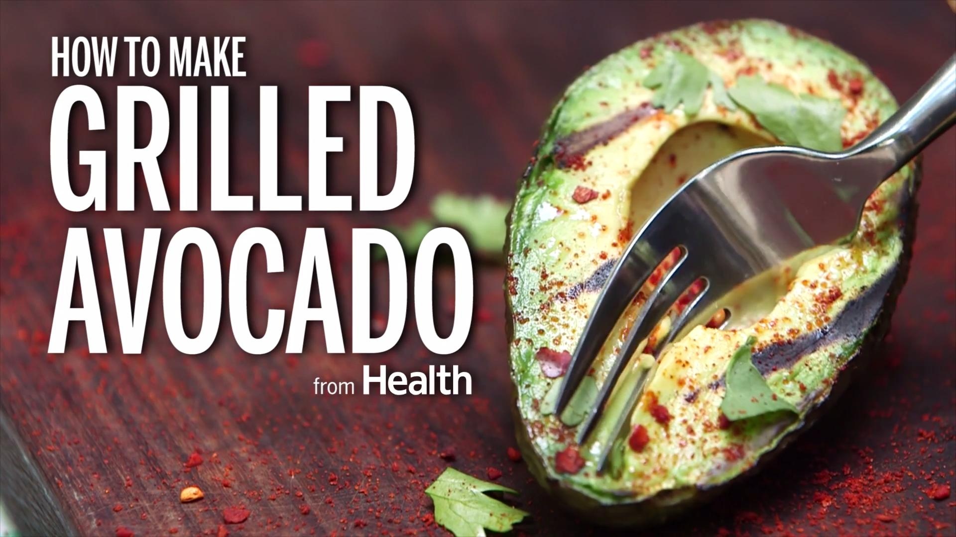 How to Make Grilled Avocado