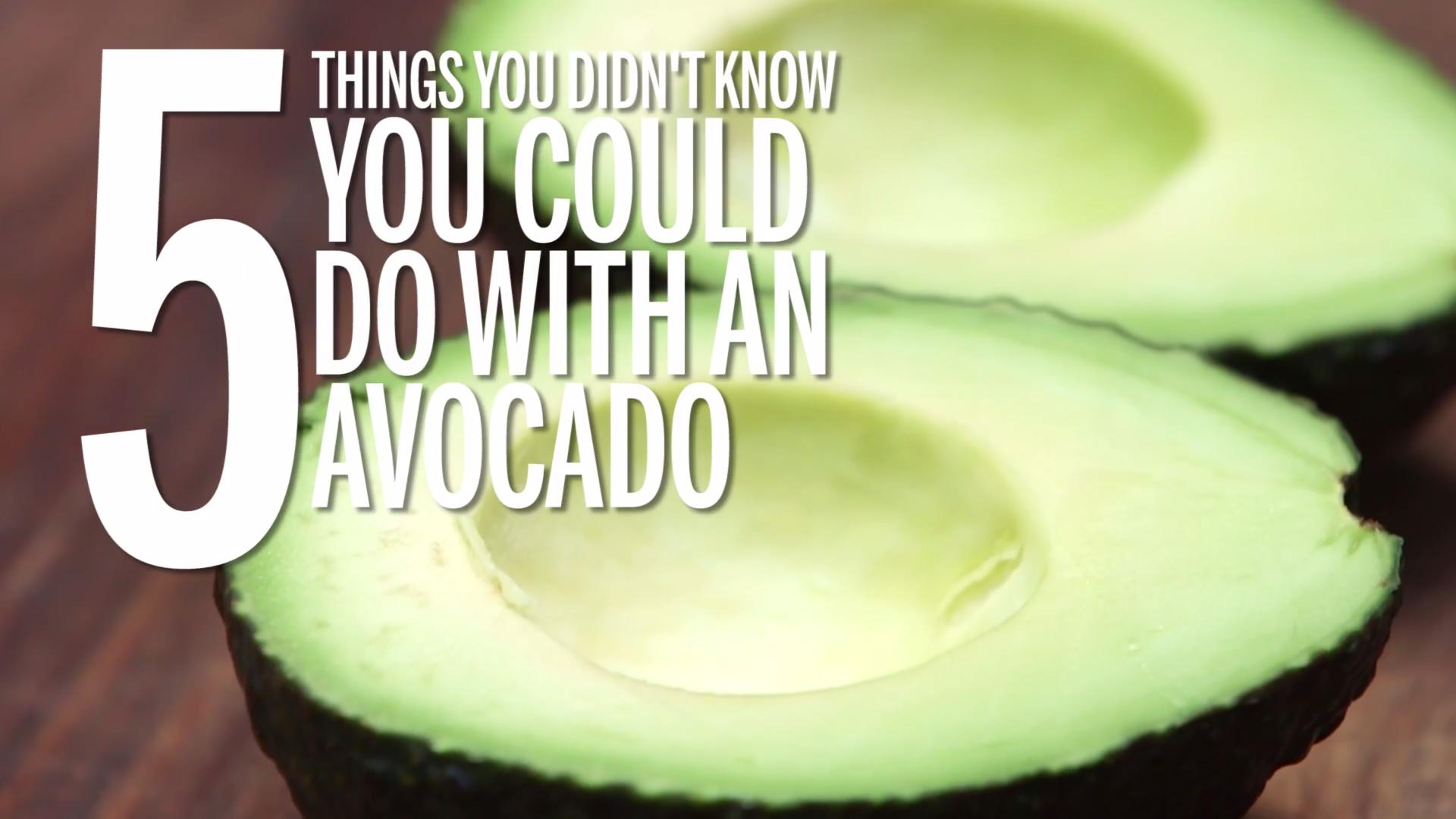 Best fruit: Avocado