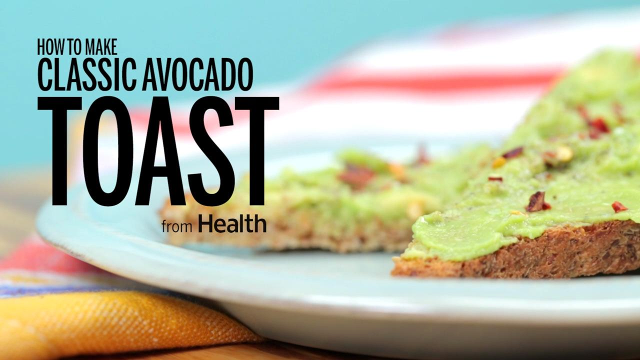 How to Make Classic Avocado Toast