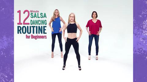 Salsa Dance Workout for Beginners