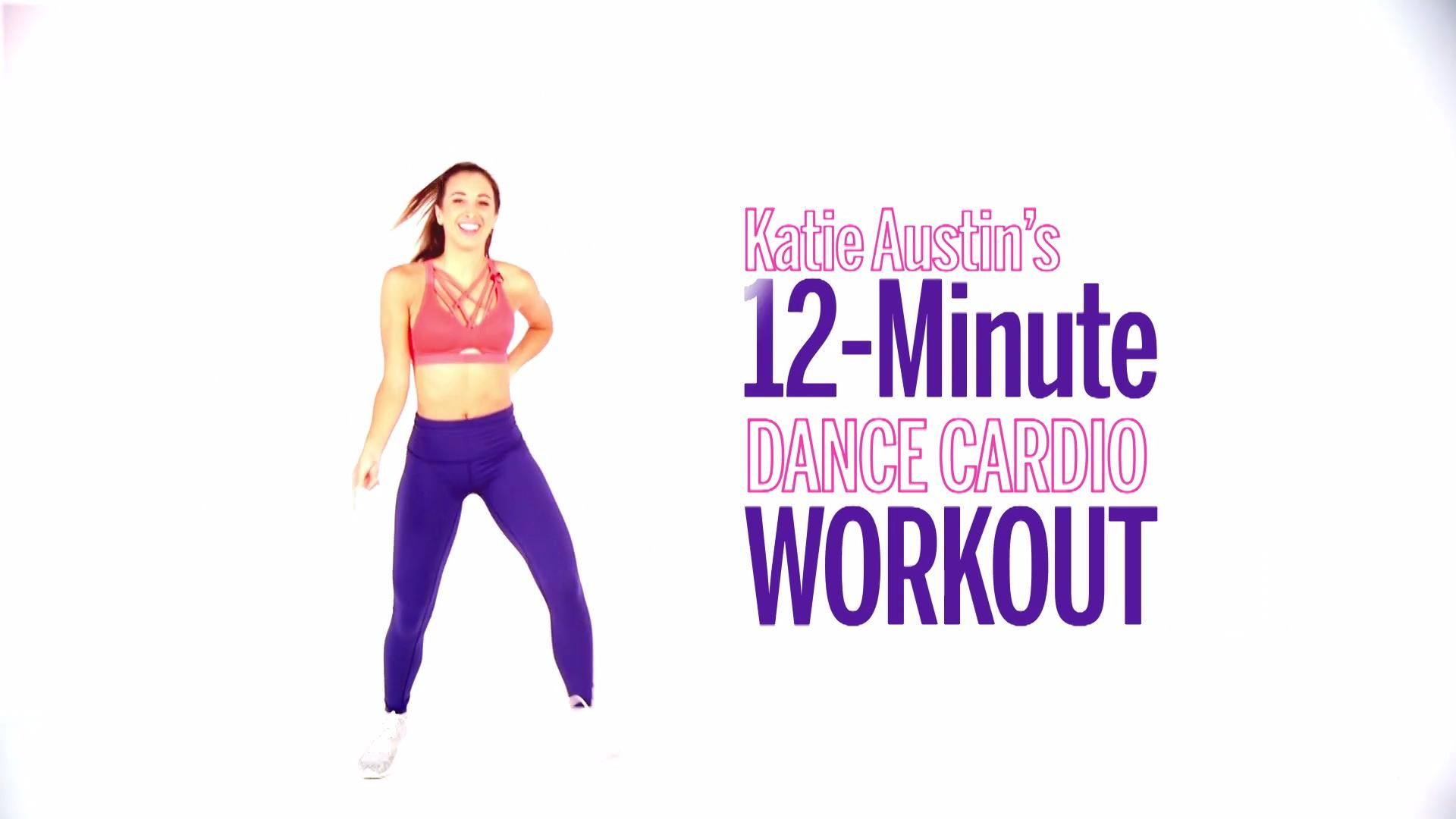 Katie Austin's Dance Cardio Workout