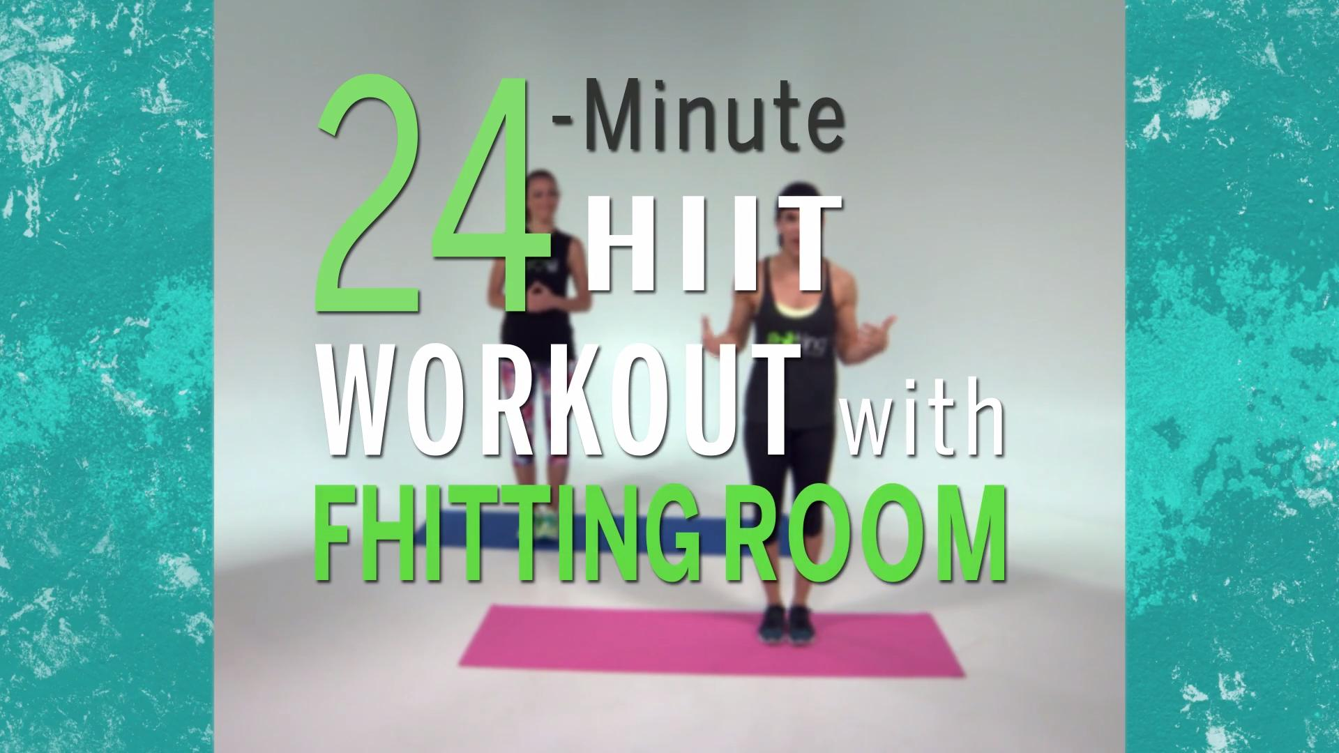Calorie-torching HIIT workout