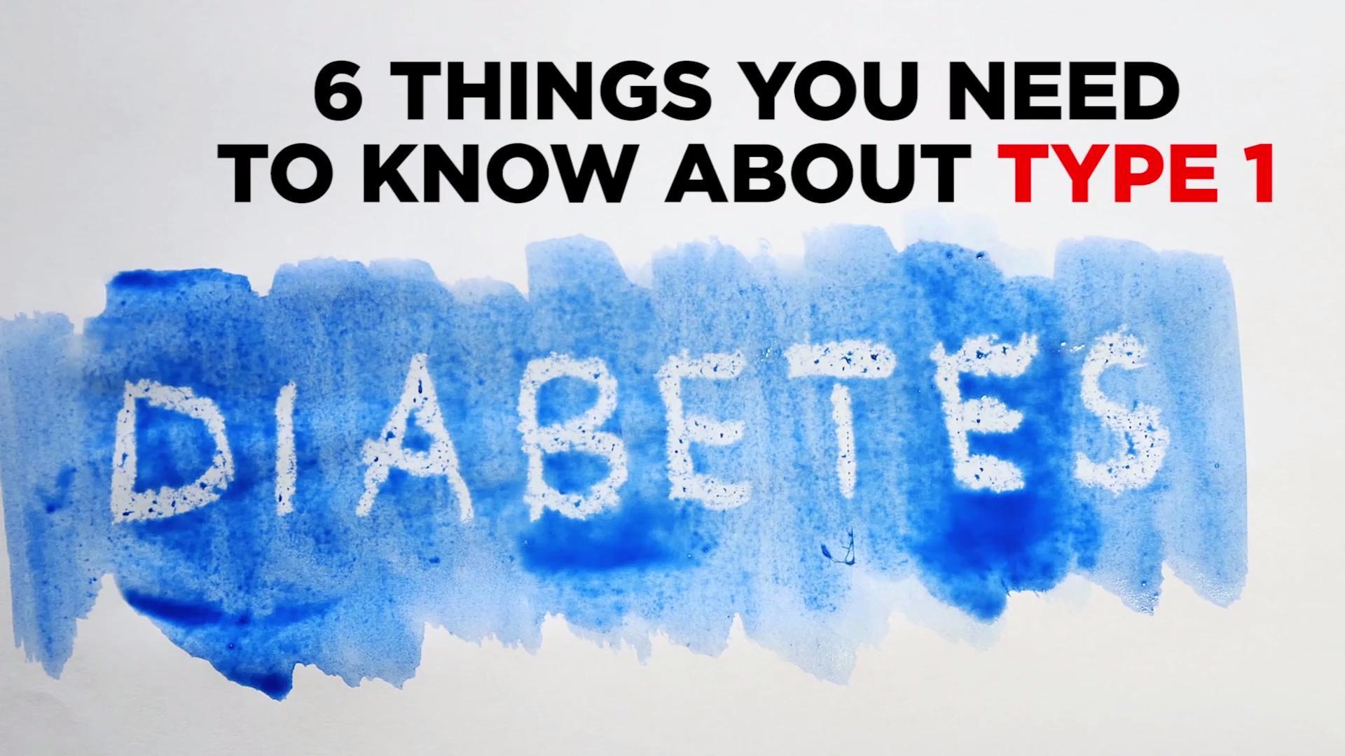 Famous faces of type 1 diabetes