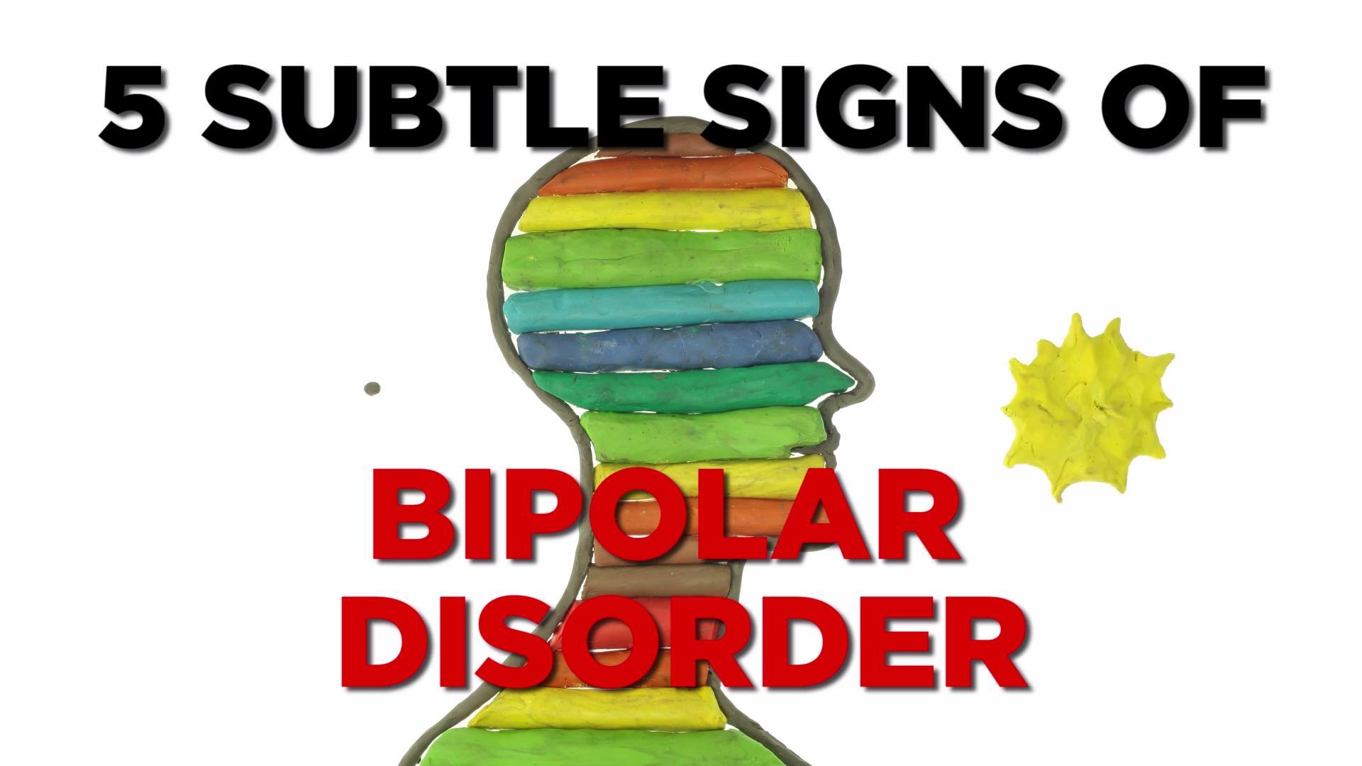 Bipolar symptoms
