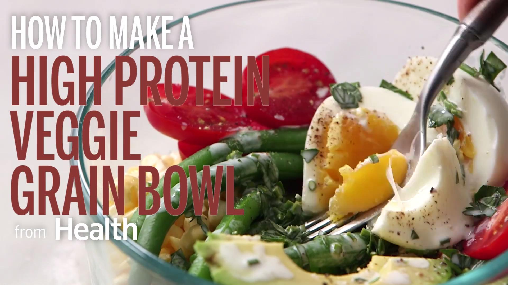Superfood Grain Bowl