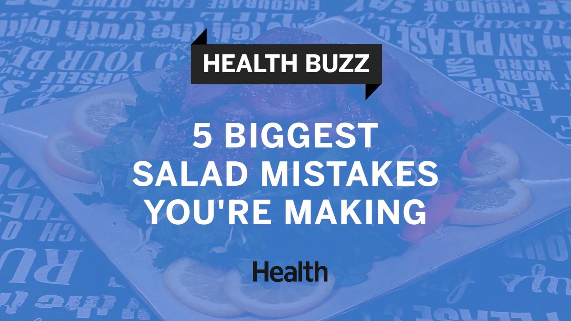 Entrée salads