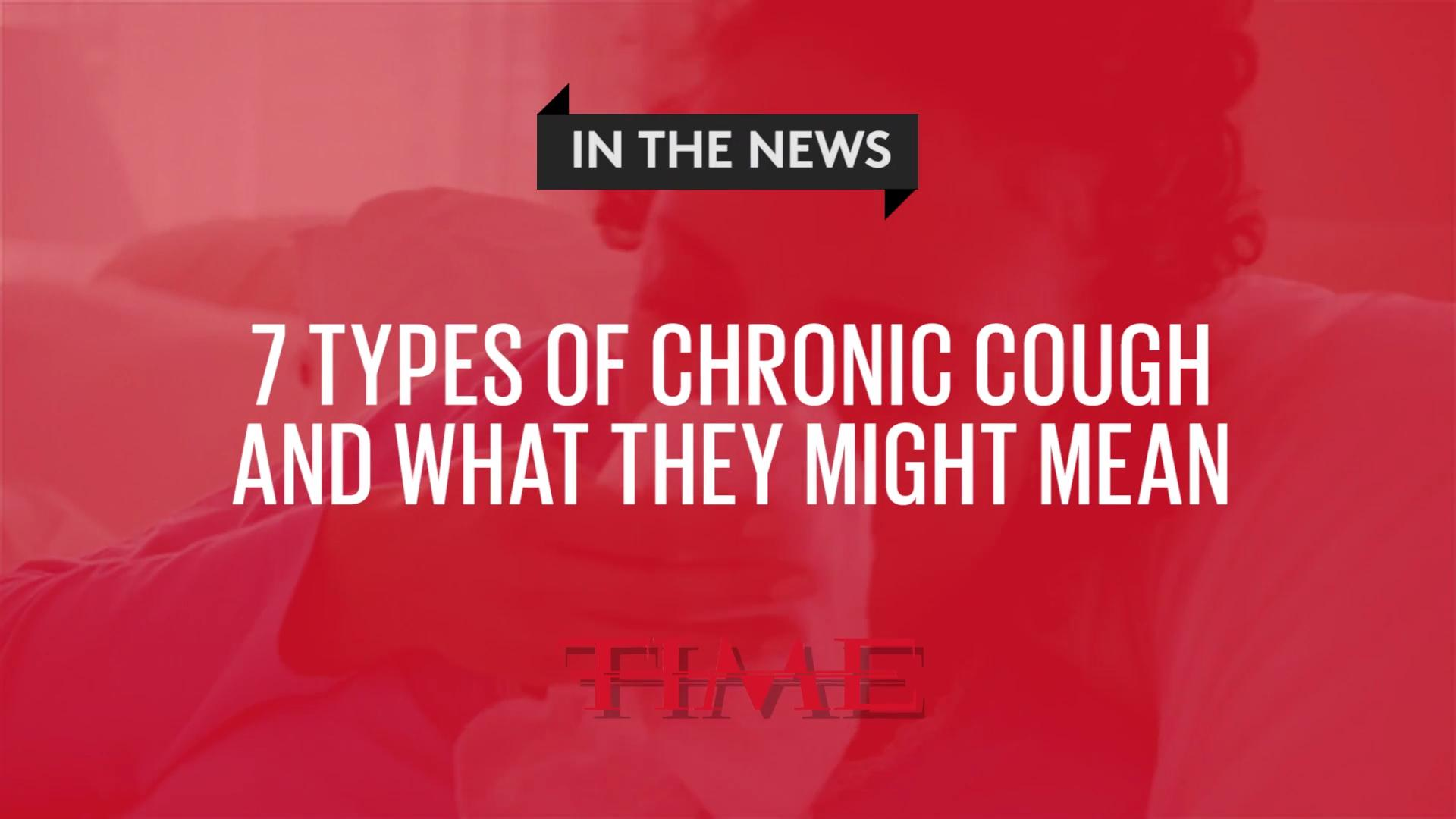 7 Kinds of Coughs and What They Might Mean - Health