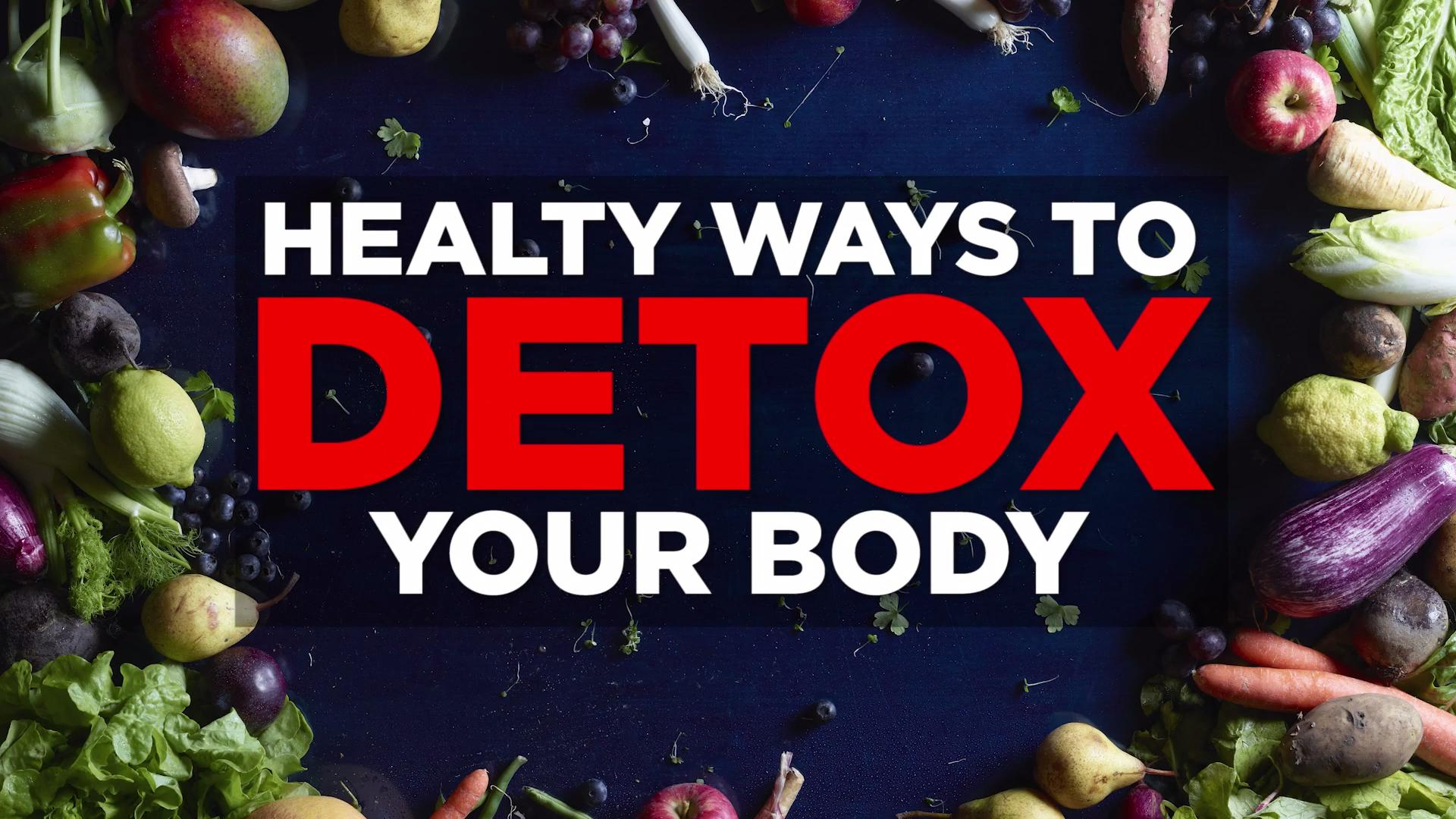 This Is The Best Way to Detox Your Body - Health