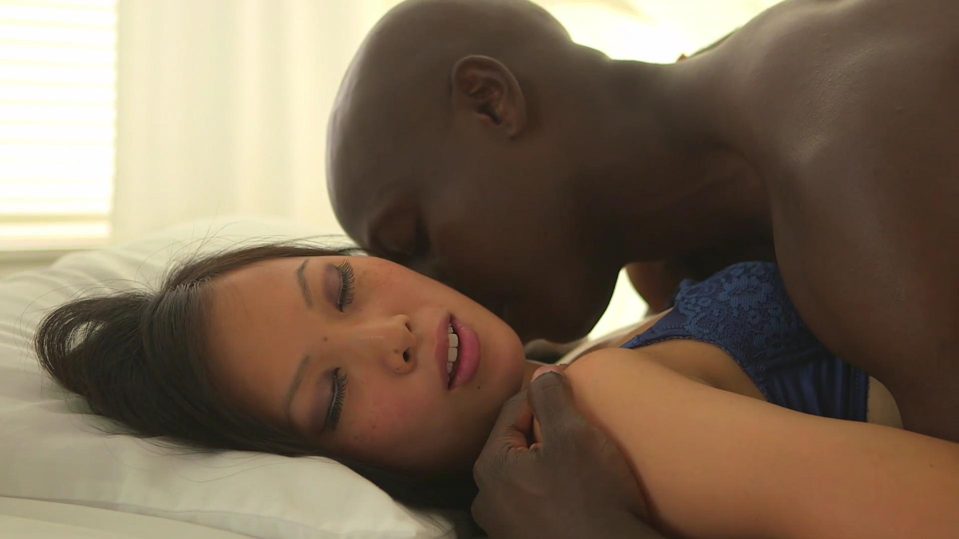 Beyond black family interracial marriage portrait white