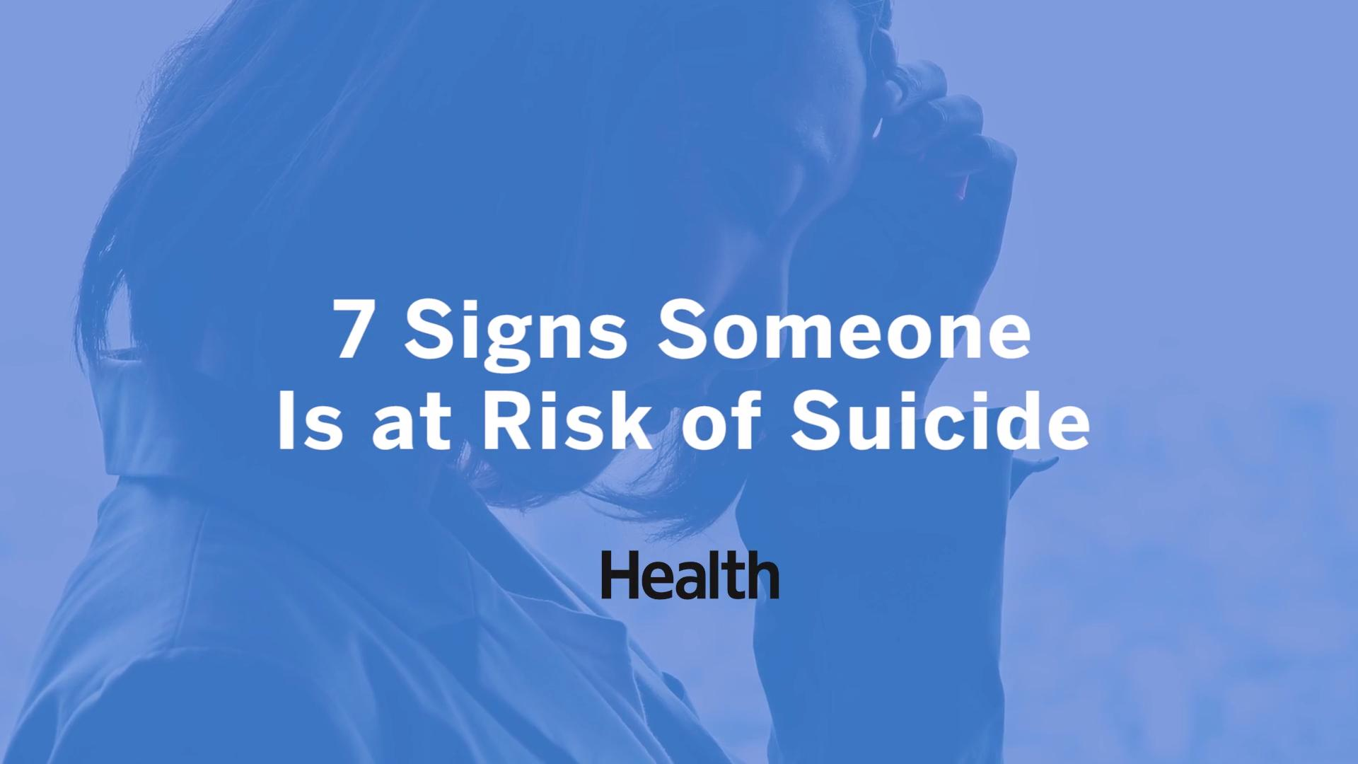 What Suicide Attempt Survivors Want You to Know - Health