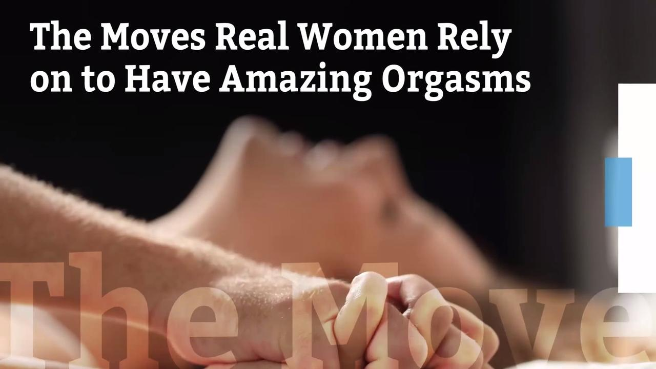 Female self orgasm techniques