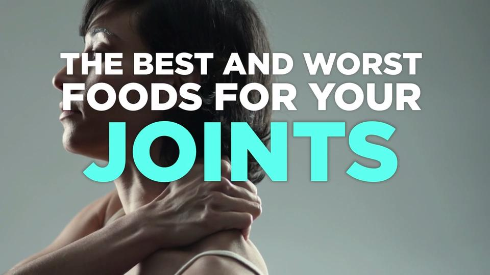 You can eat for healthy joints