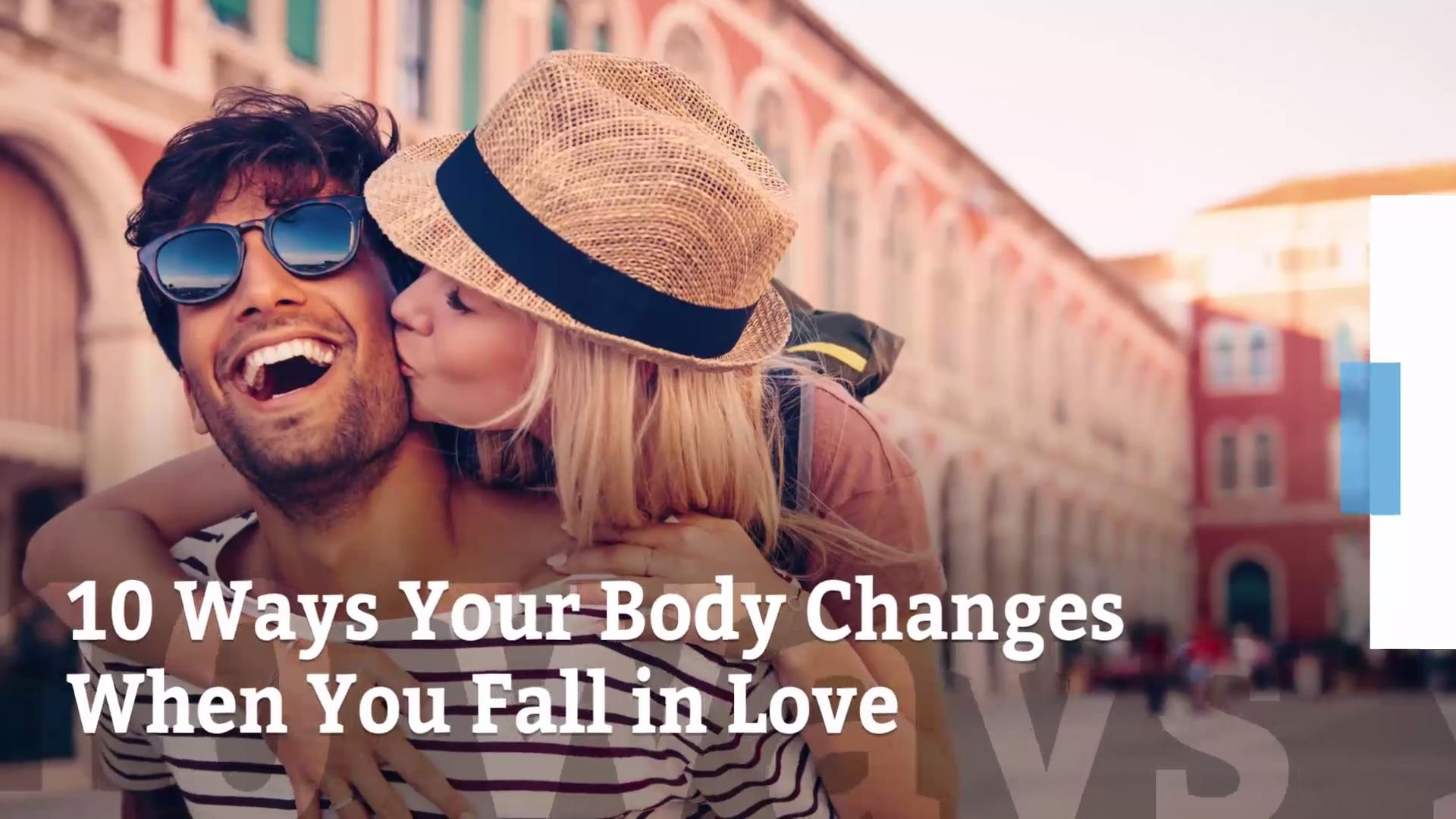 How your body responds to love