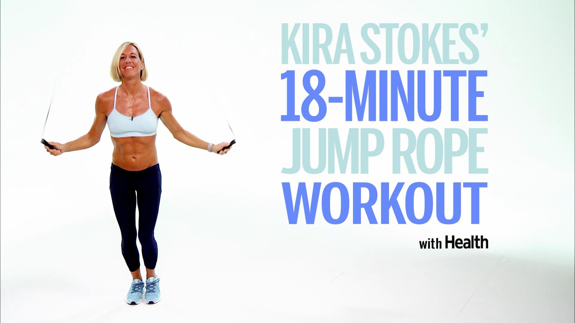 Got 30 Minutes? The Ultimate HIIT Jump Rope Workout