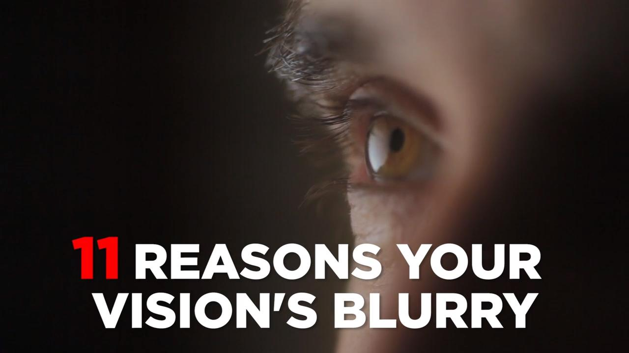 Confirm. All blurred vision asian disease