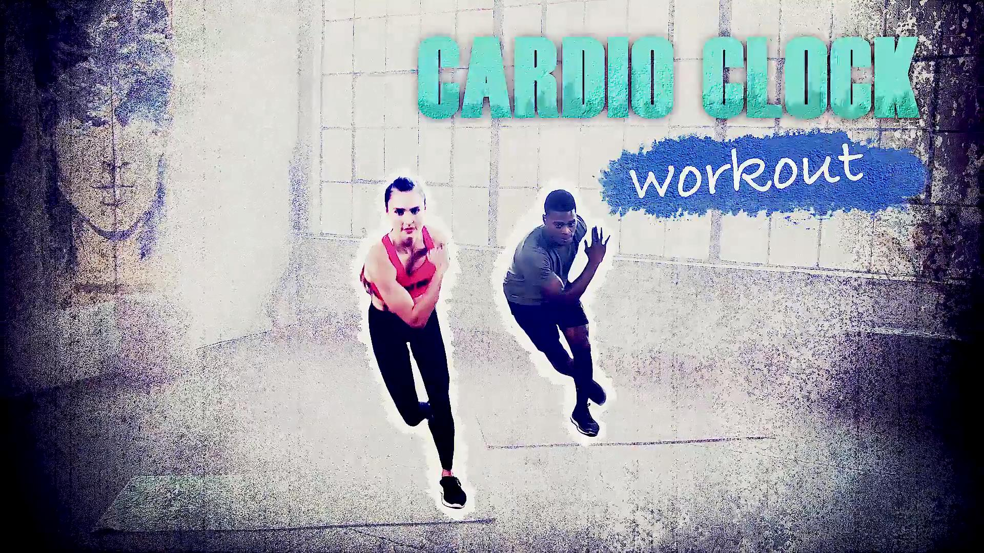 Workout 6: Cardio Clock