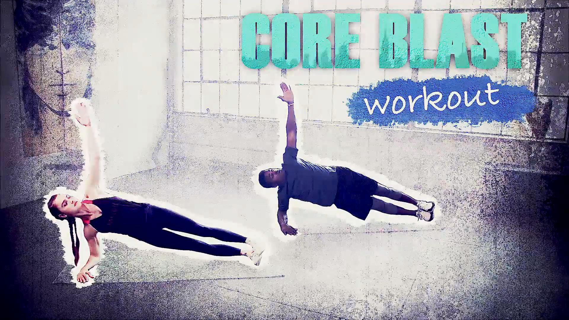 Workout 5: Core Blast