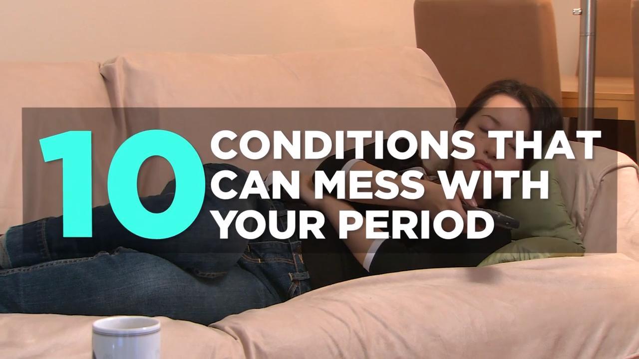 Period problems?