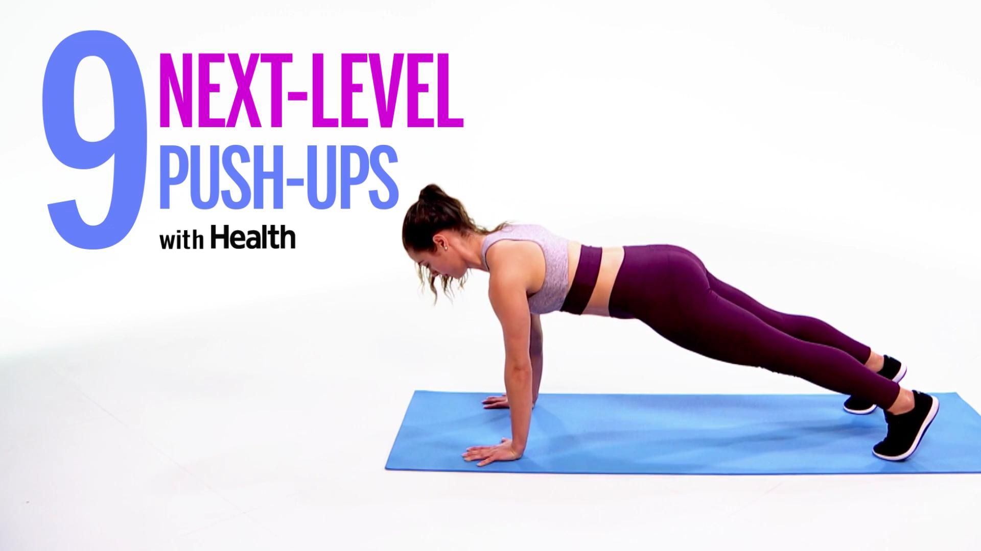 This Push-Up Challenge Will Make You So Much Stronger