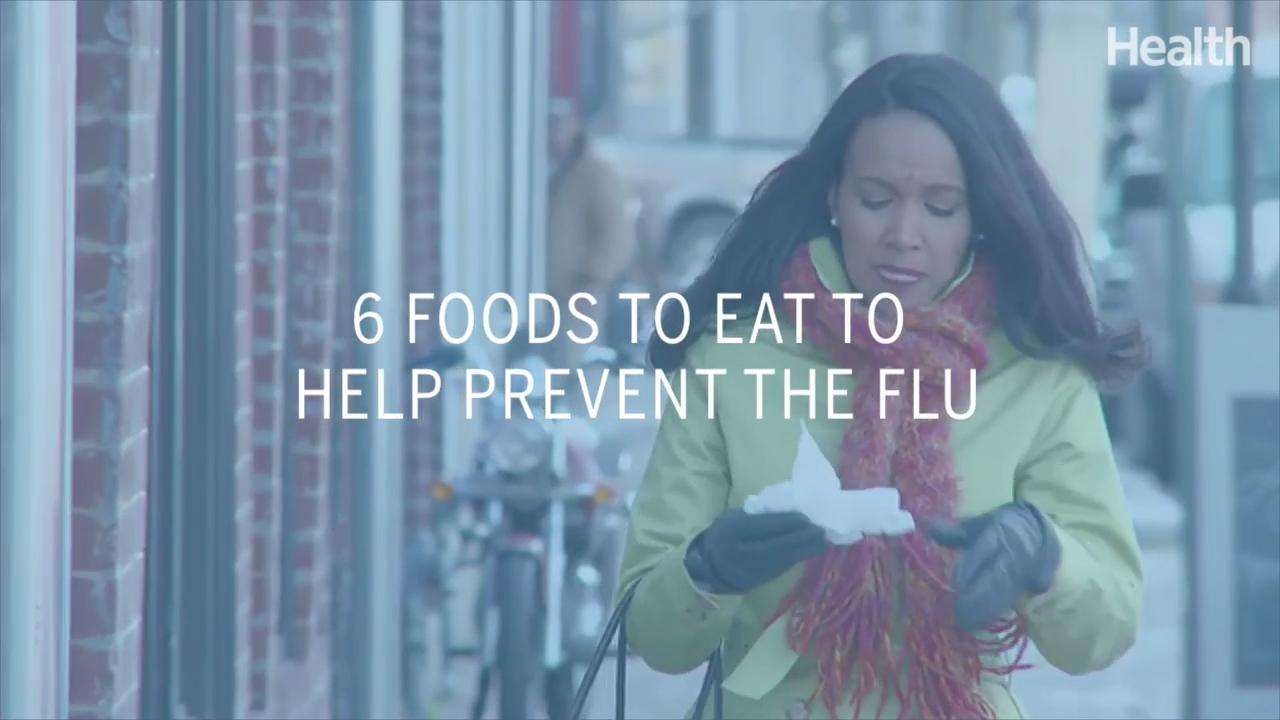 The best flu-fighting foods