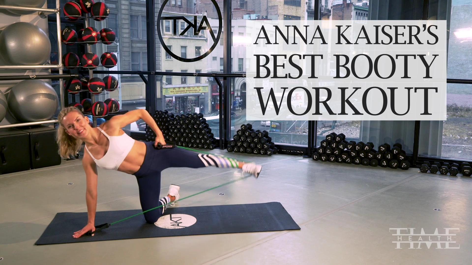 Anna Kaiser's Best Booty Workout