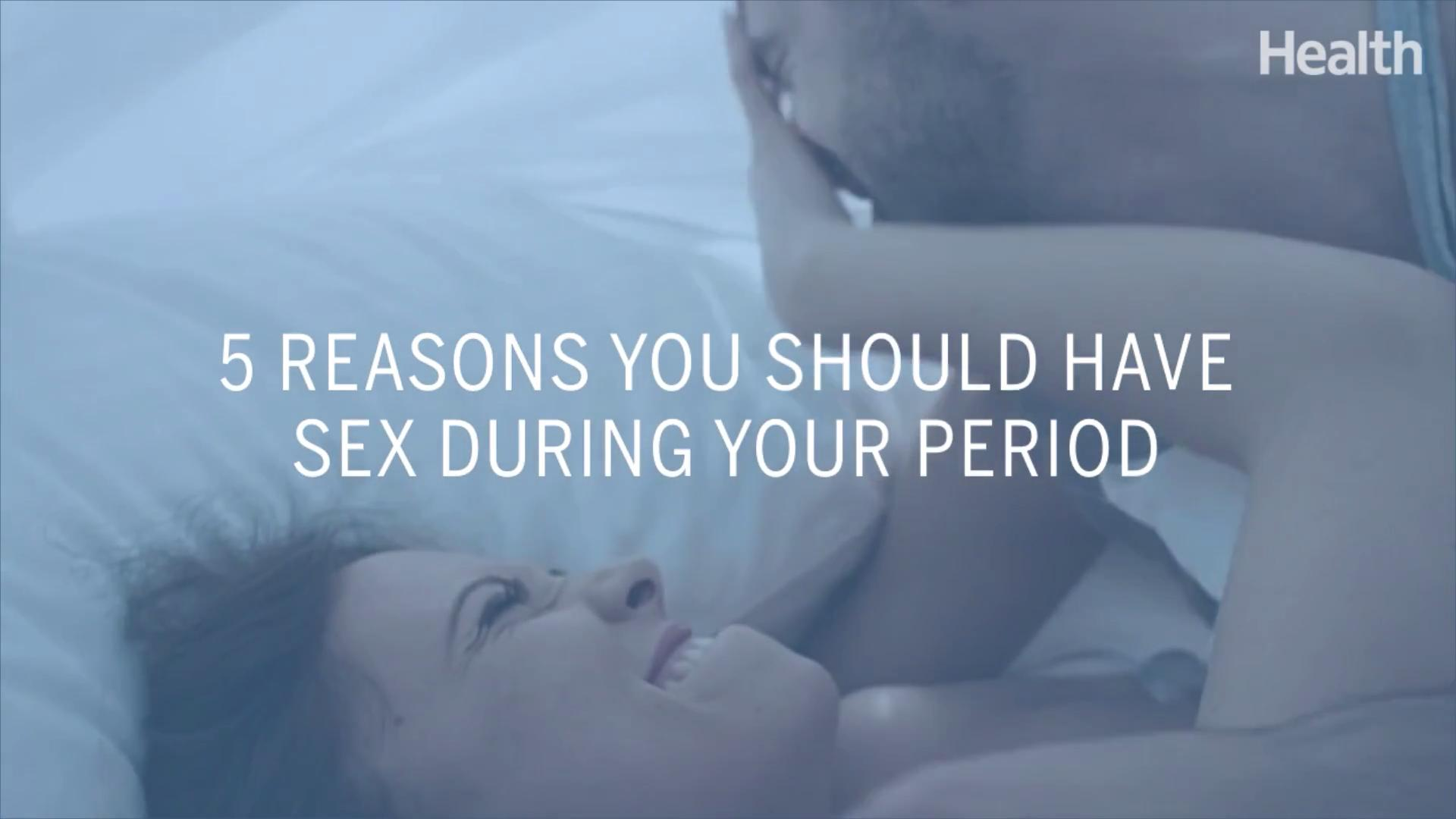 Is sex good for menstrual cramps