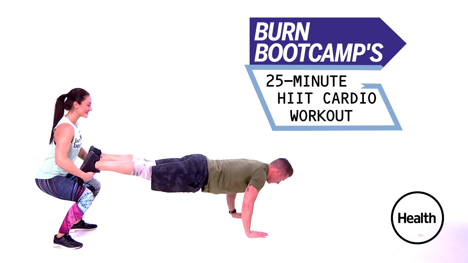 All You Need Is a Mat and 25 Minutes to Complete This Total Body Boot Camp Workout