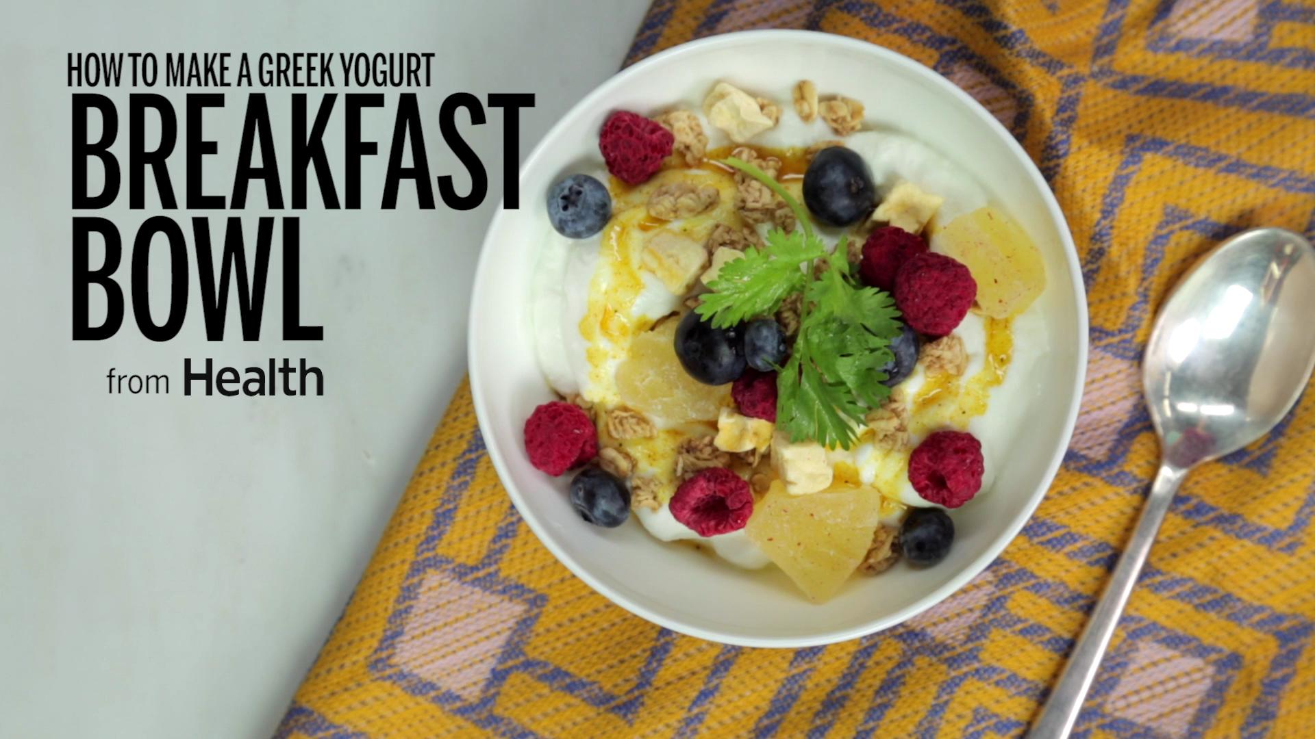 5 High-Protein Breakfasts to Jump-Start Your Weight Loss