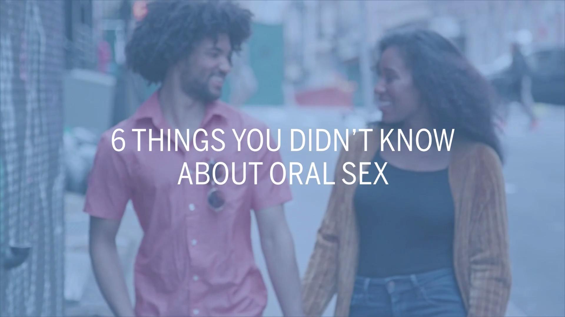 You're Putting Too Much Effort into Giving Oral Sex, According to Men