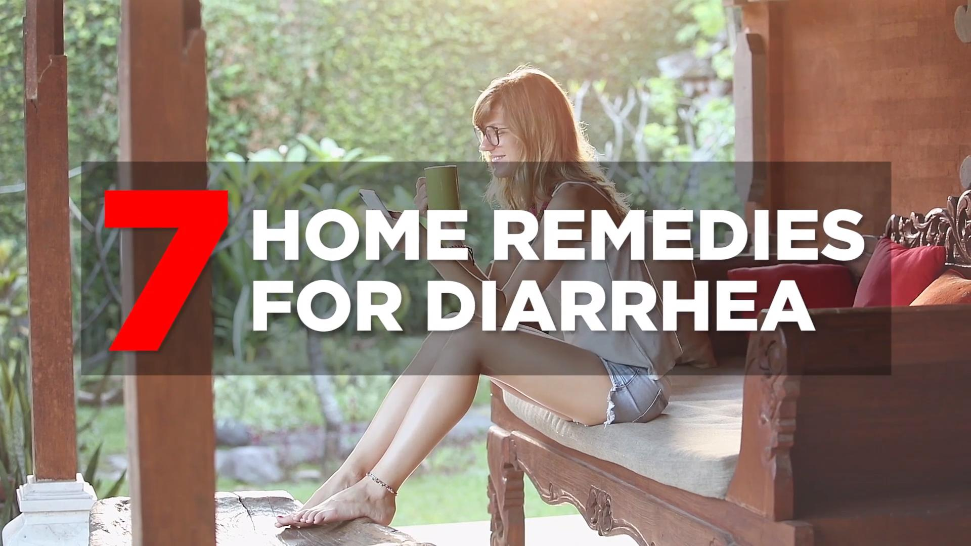 How to stop diarrhea